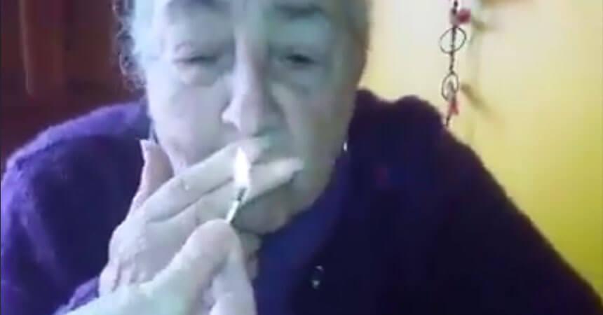 Se eu gosto de fumar como lançar