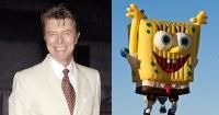 Vida en Marte y en el Fondo de Bikini: el mundo del pop reúne a David Bowie y a Bob Esponja en un musical de Broadway