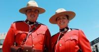 La prueba definitiva que la policía canadiense es la más amigable del mundo