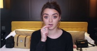 Ahora puedes ver las locuras de Arya Stark en su canal de YouTube