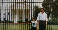 El día en que Pablo Escobar estuvo en la Casa Blanca y los gringos no se dieron cuenta