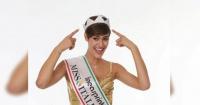 """VIDEO: Nueva """"Miss Italia"""" habló de la Segunda Guerra Mundial en televisión y quedó en ridículo"""