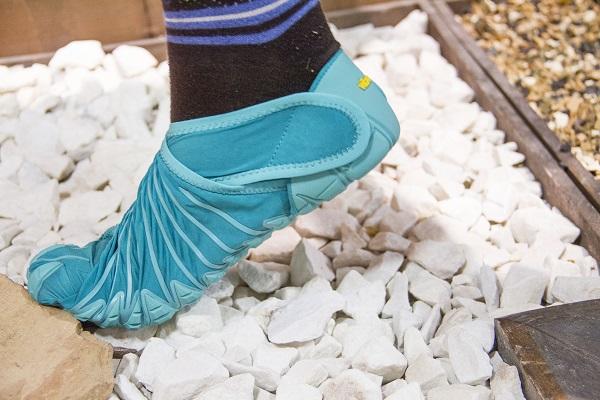 El zapato se adapta al porno