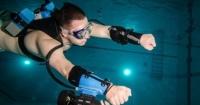 ¿Problemas para nadar? Este jetpack submarino te hará deslizarte como un delfín