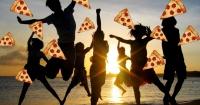 ESTO NO ES UN SIMULACRO: Tus pizzas ya no llegarán frías