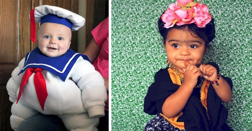 20 increíbles disfraces para que tu bebé gane este Halloween. Comparte   Tweet  Tumblr · Pinear · WhatsApp. disfraz 20e4f22f21ce