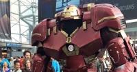 VIDEO: Este HulkBuster es el cosplay más alucinante que hayas visto