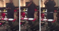 VIDEO: Después de 17 años de intentos, este hombre recibe la noticia más feliz de su vida