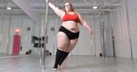 Esta bailarina del caño XL está inspirando a toda la internet con su talento