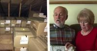Esta mujer le escondió un gran secreto a su esposo durante 40 años en estas cajas