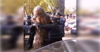 VIDEO: Chewbacca es arrestado por querer Internet libre y eliminar a los corruptos