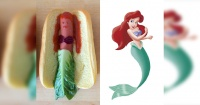 Un restaurante hace Hot Dogs inspirados en las princesas Disney y debes visitarlo AHORA