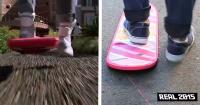 VIDEO: Qué tan ridículos nos veríamos hoy usando los inventos de Volver al Futuro