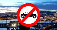 Oslo prohibe el uso de automóviles en la ciudad para luchar contra el cambio climático