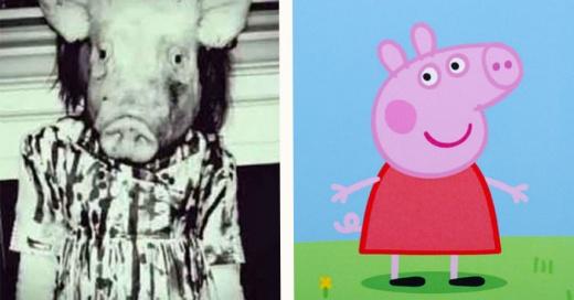 VIDEO: La escalofriante y oculta historia detrás de Peppa Pig