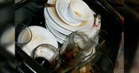 ¡No más excusas! Lavar los platos por iniciativa propia reduce el estrés
