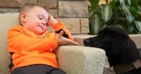 Esta ciudad tendrá su primer perro policía gracias a un niño de 5 años