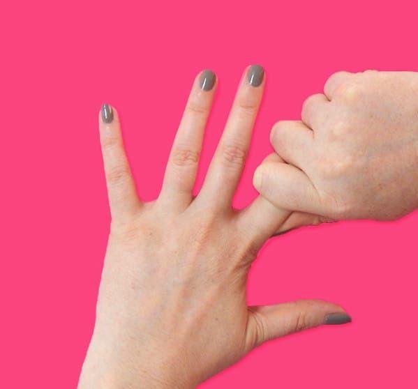 Dolor dedo indice mano derecha