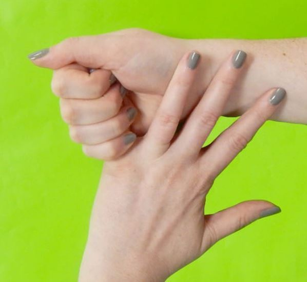 Dolor en el dedo meñique