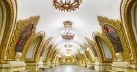 Un tesoro soviético: Moscú tiene las estaciones de metro más hermosas del mundo