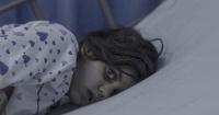 Conmovedoras imágenes muestran dónde duermen los niños sirios refugiados
