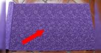 ¿Puedes ver qué hay escondido en esta alfombra para hacer yoga?
