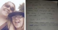 Esta niña le escribió una carta a Santa pidiendo algo realmente increíble para su mamá
