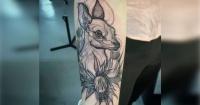 El nuevo estilo de tatuaje que es un fenómeno mundial y que debes hacerte YA