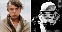 Luke Skywalker vuelve convertido en Stormtrooper