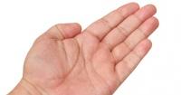 Dicen que si tienes esta letra en la palma de tu mano tu vida será fantástica