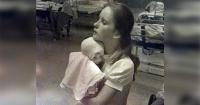 En 1977 una enfermera cuidó a esta bebé quemada y 38 años después sucedió esto