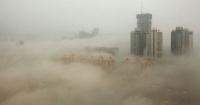 Estas fotos revelan que la contaminación en China está fuera de control