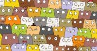 Desafío visual: ¿Puedes encontrar al gato escondido entre los búhos?