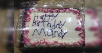 Se convirtió en el mejor pastel del mundo por una tierna y simple razón