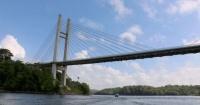 El puente que une América Latina con la Unión Europea y que está prohibido el paso