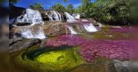 Este hermoso río de arcoíris es un verdadero paraíso y está más cerca de lo que crees