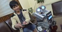 Tiene 16 años y creó al robot de Wall-E solo con basura. ¡Un genio!