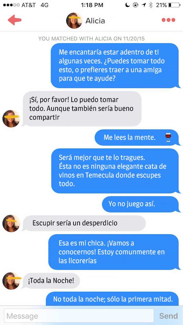 temas para conquistar a una mujer por chat