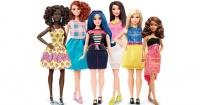 ¡Al fin! Barbie lanza una nueva línea de muñecas con cuerpos más 'reales'