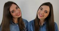 Estas chicas descubrieron que eran iguales por internet y se hicieron una prueba de ADN