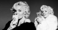 Este fotógrafo nos muestra cómo sería Marilyn si fuera una Millenial