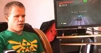 Joven ciego completa tras 5 años el Zelda: Ocarina of Time