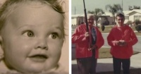 En 1955 encontró una bebé en el bosque. 58 años después, recibe una increíble noticia.