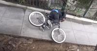 La bicicleta que electrocuta a cualquiera que intente robársela