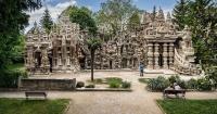 Un cartero pasó 33 años construyendo este palacio con las piedras que encontró en su camino
