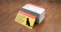 Todas las personas dueñas de una mascota deberían tener esta tarjeta en su billetera