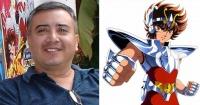 VIDEO: La inolvidable voz de Jesús Barrero, el actor que hizo la voz de Seiya de Los Caballeros del Zodiaco