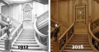 Se gasta 430 millones de dólares para hacer una réplica del Titanic y así se ve por dentro