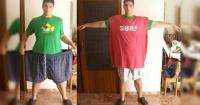 Bajó 130 kilos y quiere compartir sus secretos con todo el mundo