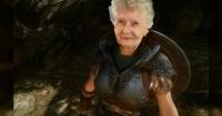 """La increíble historia de la abuela """"gamer"""" que todo nieto quisiera tener"""